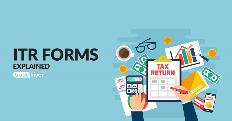 ITR Forms Explained